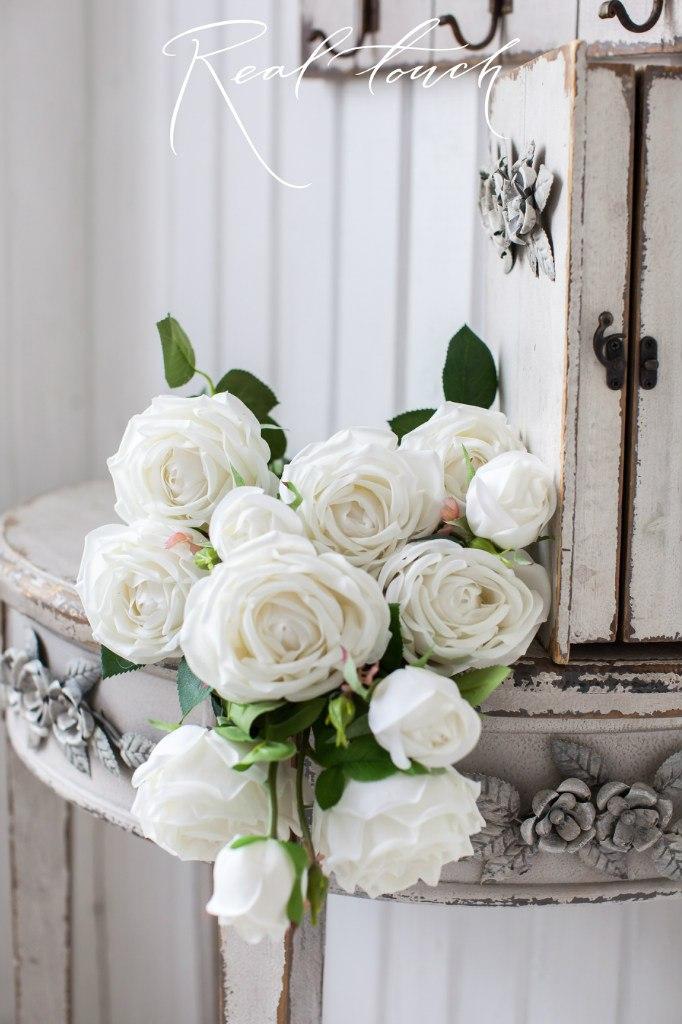 Seidenblume von Real-Touch Blumen