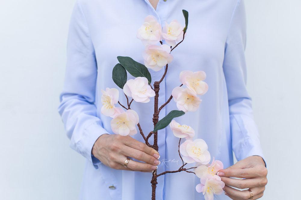 künstliche Kirschblüten